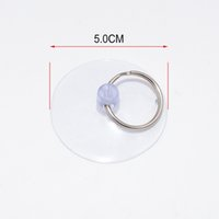5,0 см Suction Cup Heavy Duty Remover Repair LCD Screen Pry Tools Разборка для iPad Mini iPhone Tablet Samsung Galaxy 10000pcs / lot