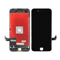 Wholesale Wholesale Cellphone Parts - 2017 Brand New For 5.5 inch iPhone 7 Plus Touch Screen Digitizer LCD No Dead Pixels Cellphone Screen Repair Parts Free shipping