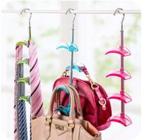precio de del estante del armario ganchos bolsos bolsos bolsos soporte estante colgador