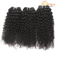 Wholesale Cheap Afros Wholesale - Cheap Brazilian Hair Weave Bundles Deal Brazilian Kinky Curly Human Hair Extension 100% Unprocessed Brazilian Afro Kinky Curly Hair Bundles