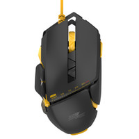 Wholesale Mouse Pc Gamer - James Donkey 325 USB Wired Gaming Mouse Programmable Mice upto 3000 Dpi 7 Buttons with 5 Adjustable levels Omron Switches for PC Mac Gamer