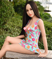Wholesale Chinese Silicone Sex Dolls - 156cm Solid Sex Dolls Oral Sex, Top Quality Asian Medical Silicone Real Sex Doll Vagina Real Adult Doll, Lifelike Chinese Realistic Dolls
