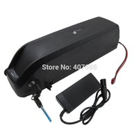 ingrosso caricabatteria li 36v-Free Tax lithium ion battery pack use ICR18650-30B E Bike battery pack 36V 15Ah Hailong 36V li-ion battery 42V 2A charger