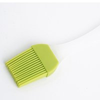 Wholesale BERGLANDER Eco friendly Silicone Liquid Oil Cake Brush Tools Butter Bread Pastry Brush Baking Tool Barbecue Cooking Tools