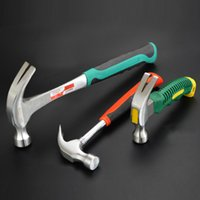 Steel special hammers - hardware tools pliers Hammer Nail special Home maintenance tool Product maintenance Safty Hammer Hand tools Grab the hammer