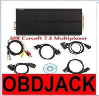 Wholesale Carsoft For Bmw - Best MB Carsoft 7.4 Multiplexer MCU Controlled Interface Free Shipping