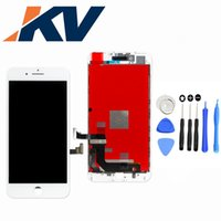 Wholesale Iphone Lcd 1pcs - For iPhone 7 Plus LCD Display With Touch Screen Digitizer Assembly with free tool kit 1pcs Free Shipping Grade AAA Quality