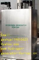 Wholesale Gas Hho - water-gas-fuel HHO oxyhydrogen stainless steel shell car truck fuel saver