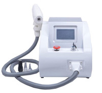 Wholesale Protable Laser - 2000J protable q-switch ND Yag Laser Tattoo eyebow eyeline Removal machine Pigmentation eyebow eyeline Removal Equipment erbium ND yag laser