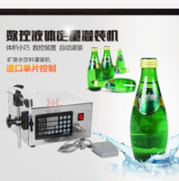 Wholesale Manual Liquid Filling Machines - ingle-nozzle peristaltic pump filling machine,liquid filling machine essential oil perfume filler