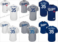 Wholesale 2017 Men Women Youth Los Angeles Dodgers Jerseys Cody Bellinger Jersey Flexbase Cool base White Grey Blue Kids Stitched Baseball