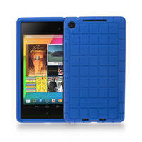 Wholesale Nexus Fhd - Wholesale- Silicone Protective Case Cover For Google Nexus 7 FHD 2nd Gen 2013 Android Tablet Poetic