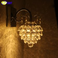 K9 Crystal Wall Sconce LED di alta qualità moderna Crystal Wall Lamp Living Room Dining Room Luci scale