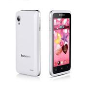 """Wholesale Lenovo Original Phone - Original 4.5"""" Lenovo S720 cell Phones Andorid 4.0 Dual Core 8MP camera GPS bluetooth wifi 4GB ROM 2 Sim 3G WCDMA"""