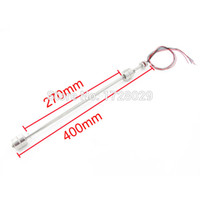 Wholesale Sensor Water Level - Wholesale- Bouble Float Ball 400mm Length Stainless Steel Water Level Sensor Switch
