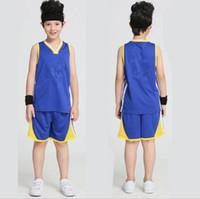 Wholesale Durant V - Wholesale KIDDS YOUTH Cheap DURANT #35 Iguodala #9 Thompson #11 Jerseys with LOGO & Name Basketball shirt and shorts kit..
