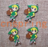 New Cartoon Japon Anime zelda Pendentifs de charme Bijoux DIY Makin T-5