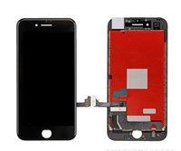 iphone lcd tafelpreise großhandel-Fabrikpreis Lcd-bildschirm-display ersatz Digitizer Panel Frame reparatur komponente Montage für iphone 7 7 + 6g 6 s 6 s + plus mini 300 stücke