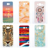 Wholesale Prime Eye - Soft TPU Silicone Case For Galaxy J3 Prime,J2 Prime G532,ON5 2016 J5 Prime,ON7 J7 Dandelion Marble Dreamcatcher Eye Flower Tiger Cover Skin