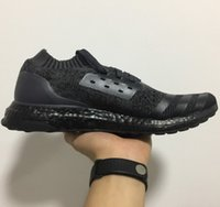 Wholesale Purple Lace Material - Oreo Ultra Boost Uncaged, Khaki ultraboost triple black and white Shoes, Primeknit & boosts materials make for light with box