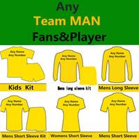 Wholesale Women Grey Sweaters - Soccer Jersey 17 18 Football Shirts kids woman tracksuits sweater men Soccer Jersey Customers Order Link jacket