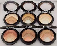 makyaj cilt yüzeyini mineralize edin toptan satış-Ücretsiz Kargo Yeni Makyaj Yüz Yeni Mineralleşmemesine Skinfinish Yüz Pudra! 10g (6 adet / grup)