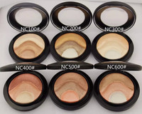Wholesale Makeup Mineralize Skinfinish Face Powder - Free Shipping New Makeup Face New Mineralize Skinfinish Face Powder!10g (6pcs lot)