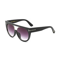Wholesale Oversized Round Black Sunglasses - ROYAL GIRL Unique Goggles Sunglasses Women Vintage Oversized Sun Glasses Square Fashion Glasses Brand Woman Eyewear UV400 ss602