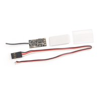 Wholesale Transmitter Model Receiver - F20118 Ultra-small Flysky Receiver Compatible 6CH Transmitter TX PPM Telemetry for RC Model FPV Racing Drone Quadcopter