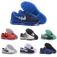 New Cheap Discount Best Maxes 2017 Chaussures de course Hommes Sneakers Mode Chaussures de sport Maxes Original Quality Running Shoes 40-45 Livraison gratuite