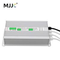 Wholesale 12 24v Power Supply - 12V 24V LED Power Supply Unit Driver Electronic Transformer AC 110V 220V to 12 24 Volt 200W 250W 300W 360W Waterproof IP67