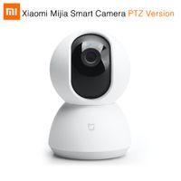 Wholesale Mini Ip Webcam - 2017 New Original Xiaomi Mijia Smart Camera 720P Full HD Night Vision Smart Webcam IP Camera Wifi Wireless Mi Home App Remote Control