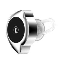 görünmez kulaklık toptan satış-D4 Mini Bluetooth Kulaklık Kablosuz V4.1 Stereo Kulak Kulaklık Görünmez Handfree Mic ile Evrensel iPhone Samsung Akıllı Telefonlar için