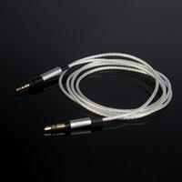 Wholesale Sennheiser Earphone Headphone - Cable For Sennheiser HD598 HD598CS HD579 HD558 HD518 HD569 HD599 Cable Headphone Headset Earphone