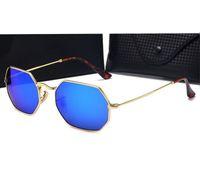 Wholesale Lunette Steampunk - Sunglasses Women Men Brand Designer metal frame Sun Glasses Lunette Gafas Oculos De Sol Feminino Eyewear Steampunk Goggles with Original box