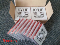 Wholesale eyeshadow palette kit - In stock Kylie Jenner Kyshadow eye shadow Kit palette and the Bronze Eyeshadow 9 Colors Eye Shadow palette free shipping
