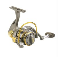 ingrosso otto g-Yumoshi serie GS Fish reel Fishion Vari modelli Fishing Gear Otto Shaft Semimetal Spinning Wheel Fishing Tackle 5.2: 1 Mulinelli da pesca