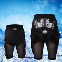 2017 New Motorcycle Armor Shorts Off-Road Motocross Skating Protective Hip Pad Mens VTT Mountain Bike Downhill Bicycle Underwear