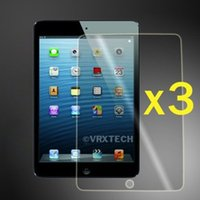 HD Clear Screen Protector per Apple iPad Mini 2/3 Cover Guard Shield Film
