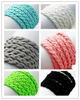Wholesale 3mm Wide Koren Velvet Braided Rope cord for Bracelet necklace Bags Accessories DIY Rope Making for jewelry
