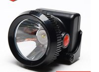 Wholesale Miners Headlamp For Hunting - Cordless LED Mining Cap Light, Head Lamp (Free Shipping(Wireless 3W LED Mining Head Lamp Light LD-009 for Miners, Camping, Hunting)
