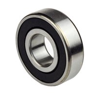 Wholesale 8mm Bearings - 10pcs 608-2RS 608RS 608 2RS ABEC-7 8mm x 22mm x7mm Black Double Rubber Sealing Cover Deep Groove Ball Bearing
