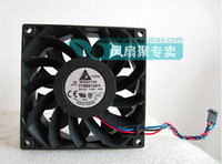 Wholesale Fan Bearing Types - Original Delta FFB0912SH 9CM 9225 12V 1.04A 3 wire force type large volume air cooling fan