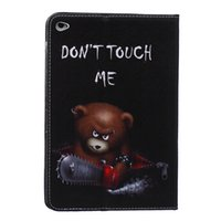 Wholesale Ipad Mini Flip Book Case - For ipad 2 3 4 PU Leather Flip Stand Case Cover For Apple iPad 5 iPad 6 book style Tablet bags with card slot