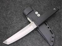 ingrosso coltello da freddo acciaio tanto-Nuovo arrivo Cold Steel 17T KOBUN Survival Stright knife Tanto Point Raso Lama Utility Fixed Blade Knife Strumenti di caccia