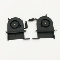 Wholesale Original For Macbook Pro Retina quot A1425 Fan Replacement CPU Cooling Fan Cooler