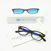 Wholesale Blue Ray Blocking Children Computer Glasses Size Anti Blue Lights Gaming Glasses Radiation Free Kids Students Spring Hinge