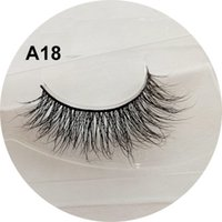 Wholesale Show Strip - New Upscale handmade 100% natural mink hair 3D eyelashes super soft soft mink eyelashes make your eyes more bright and showing the perfect