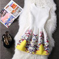 Wholesale New Styles Lady Maxi - YIMOSI New Vestido De Festa 2017 Women Summer Style Sleeveless Dress Sexy Party Vestidos Ladies Print Floral Maxi Boho Clothing