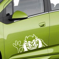 Wholesale Decal Sticker Dog - 1pcs Automobiles Motorcycles Exterior Accessories Car Stickers 15cm*6.5cm Funny Dog Car Sticker Car Paster Automobile Decal